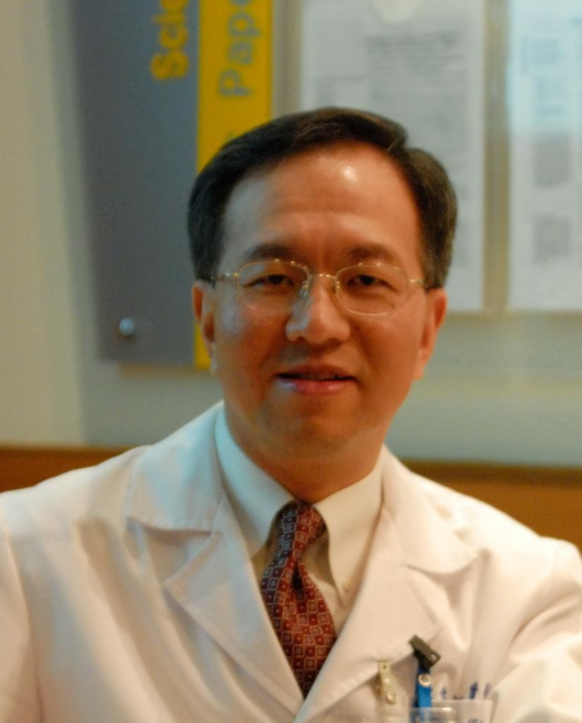 Photo of Wing P. Chan