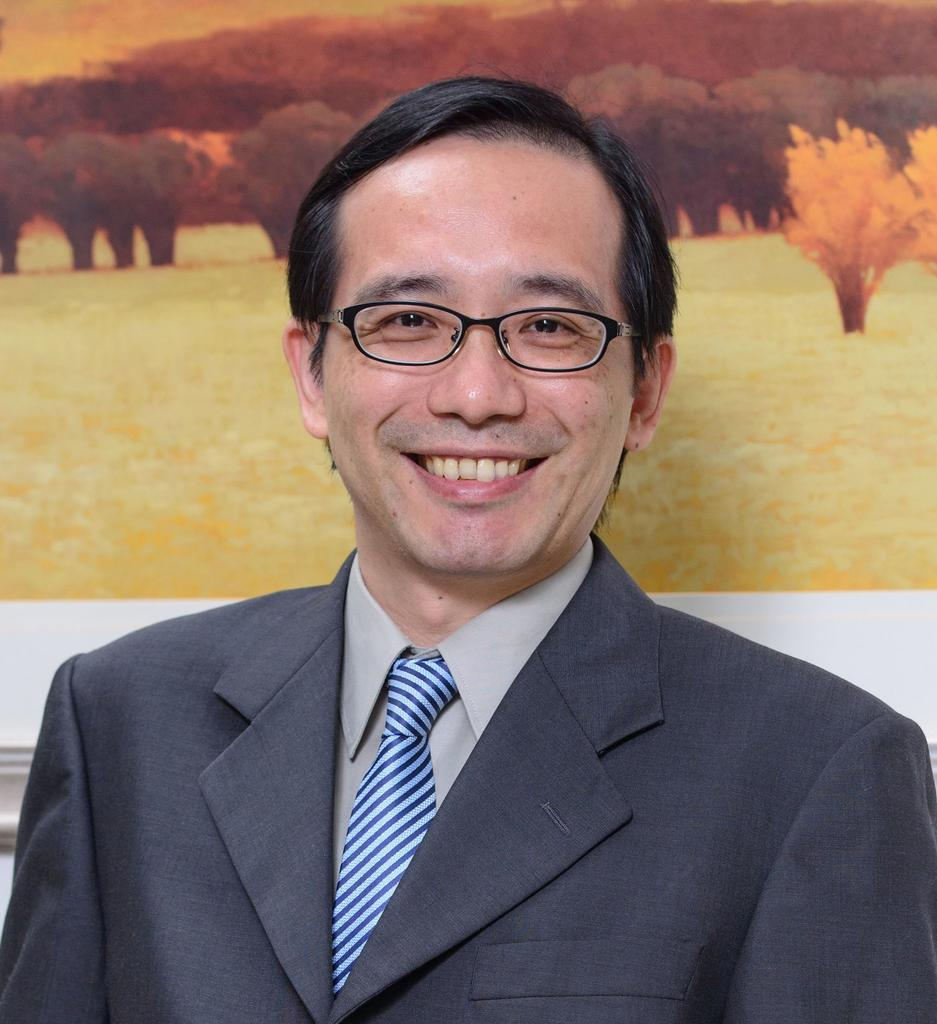 Photo of Chung-Hsi Lee