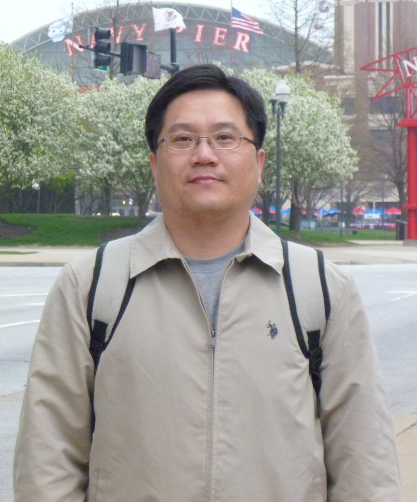 Photo of Yuan-Hung Wang