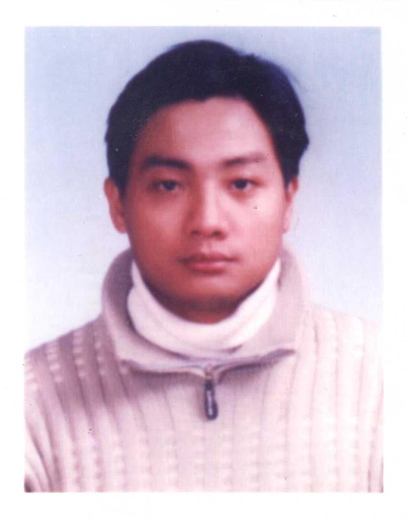 Photo of Yuan-Feng Lin