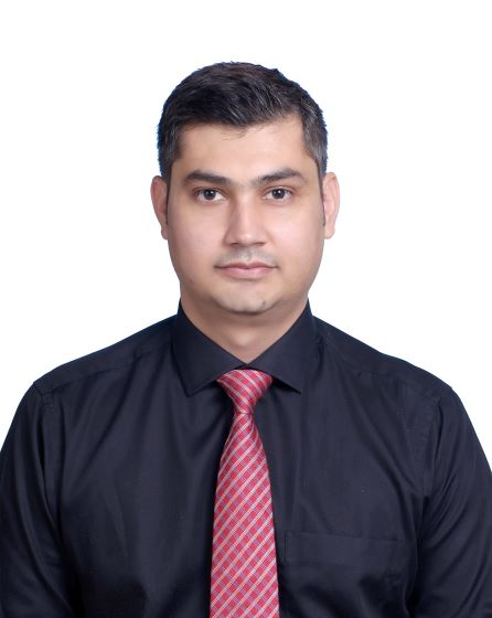 Photo of Usman Iqbal